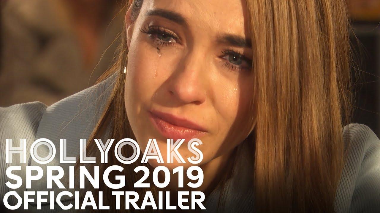Official Hollyoaks Trailer: Spring 2019