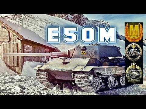 E50M world of tank blitz Feat Therapy_OuT_  Aced gameplay 6800 DMG Kolobanov + Commentary