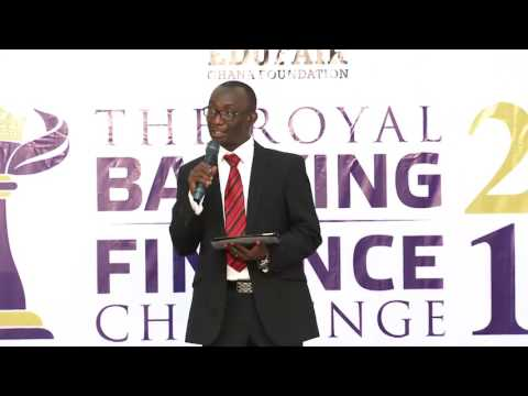 The Royal Banking and Finance Challenge 2017 - Episode 7