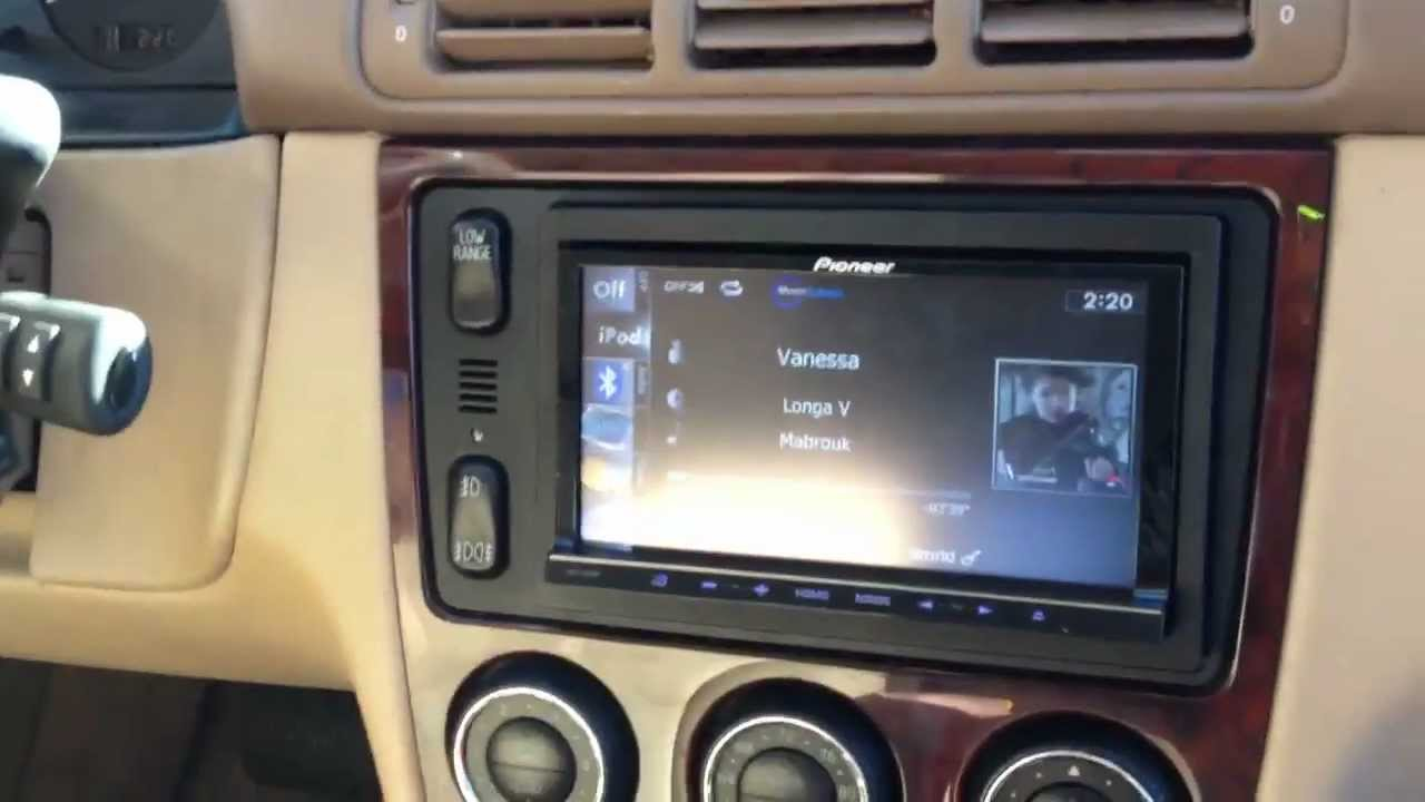 2002 MERCEDES BENZ ML320 Pioneer Navigation Camera PANDORA  YouTube
