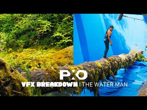 THE WATER MAN (2021) VFX Breakdown