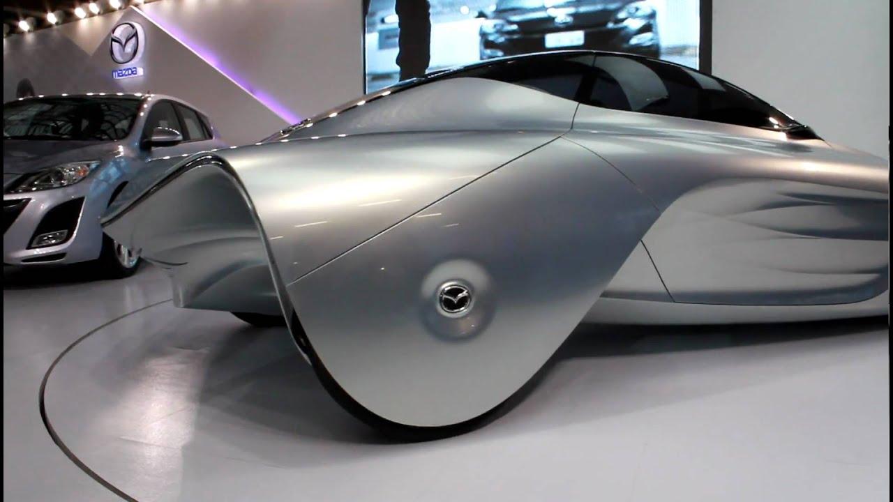 Chevrolet Corvette Stingray >> Mazda 概念車Taiki - YouTube