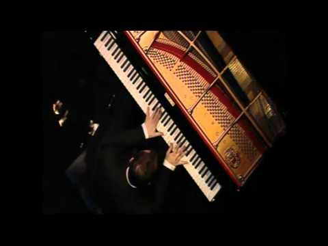Romain Descharmes : Ravel concerto in G Major 3rd movement