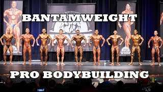 2018 WNBF Worlds Pro Bodybuilding Bantamweight Prejudging - Chris Elkins