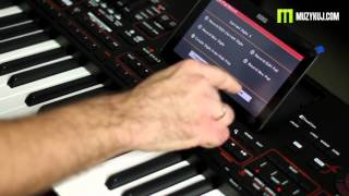 Korg Pa4X Style From Midi File