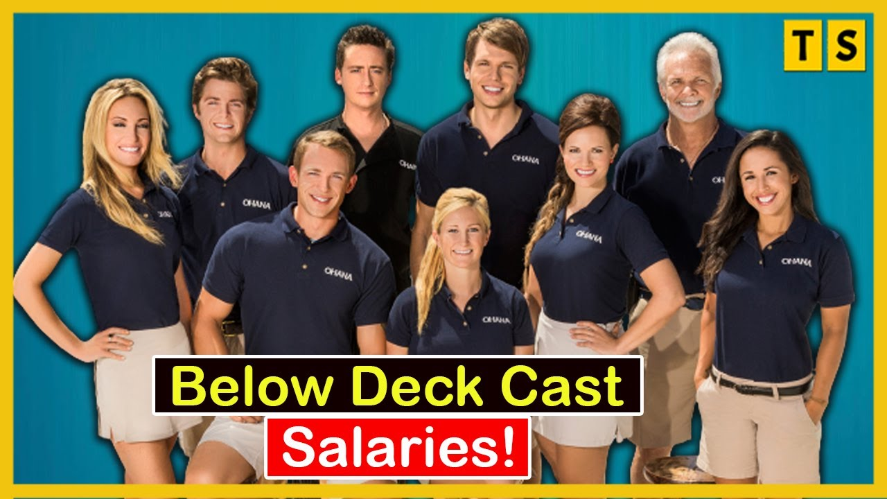 Download Get to know how much the Below Deck Cast makes in A season