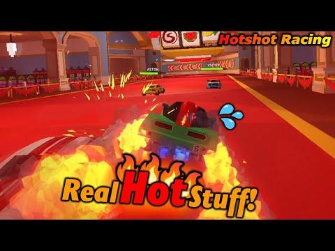 Hotshot Racing [PC] {1080p 60fps} |