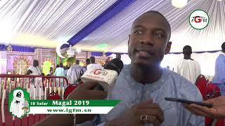 Pape Djibril Fall analyse le discours de Serigne Mountakha