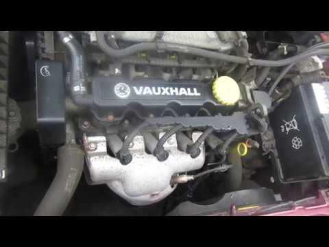 Astra G MK4 16 8V SPARK PLUG Location  YouTube