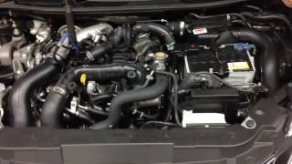 Nissan Pulsar SSS  DIT 1600 Engine Exhaust Testing, Myths And Facts
