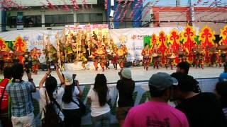 Bambad National High School of Isulan, Sultan Kudarat, Open Category Champion (Indak-Indak 2012)