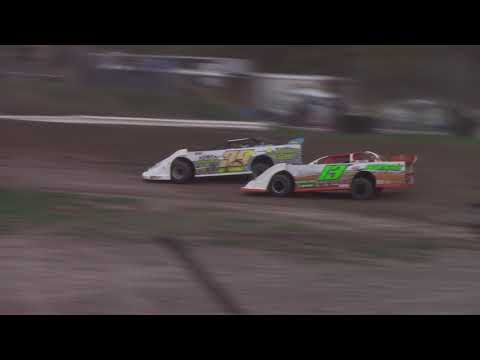 Genesee Speedway Crate Late Model Heat Races 5-5-18