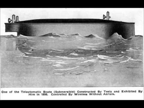 Nikola Tesla - FBI File Missing files into DARPA, CERN & Eisenhower Speech - Tesla Autopilot System