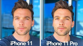 iPhone 11 vs iPhone 11 Pro Real World Camera Comparison! Are They The Same?