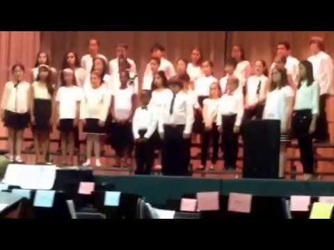Julian Curtiss school concert