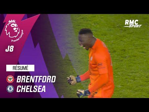 Résumé : Brentford 0-1 Chelsea - Premier League (J8)