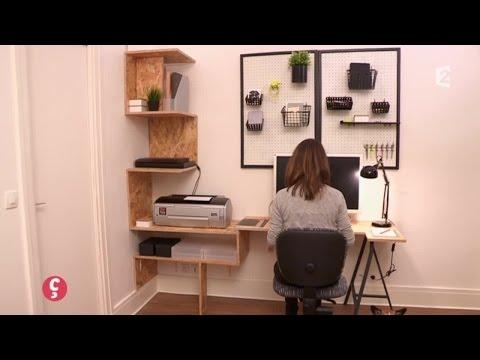 [DÉCO] Un bureau sur mesure ! #CCVB