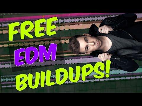 FREE EDM Buildups   103 FX Loops 🙌 ♫