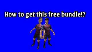 #MSGPH How to get free bundle in | Roblox