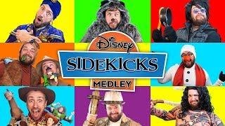 Epic Disney Sidekicks Medley - Peter Hollens feat. Brian Hull