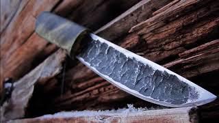 сделать Якутский нож