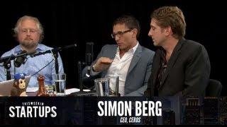 - Startups - News with Brian Alvey, Simon Berg, Dave Mathews and Andrew Warner - TWiST #266