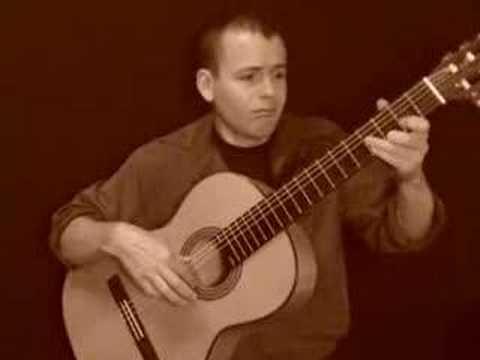 Tempestad (Juan Serrano) - Spanish Guitar - johnclarkemusic.com