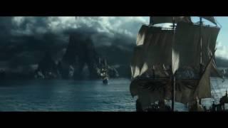 Пірати карибського моря 5:Мерці не розказують казок.Офіційний український трейлер(2017)HD