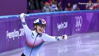 JO 2018 : Short track - 1500m Femmes : Choi reine en son pays !