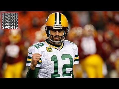 Aaron Rodgers Is the MVP, But He Probably Won't Win