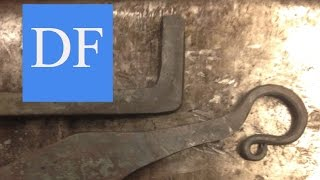 Blacksmithing for Beginners - Basic Hammering Techniques