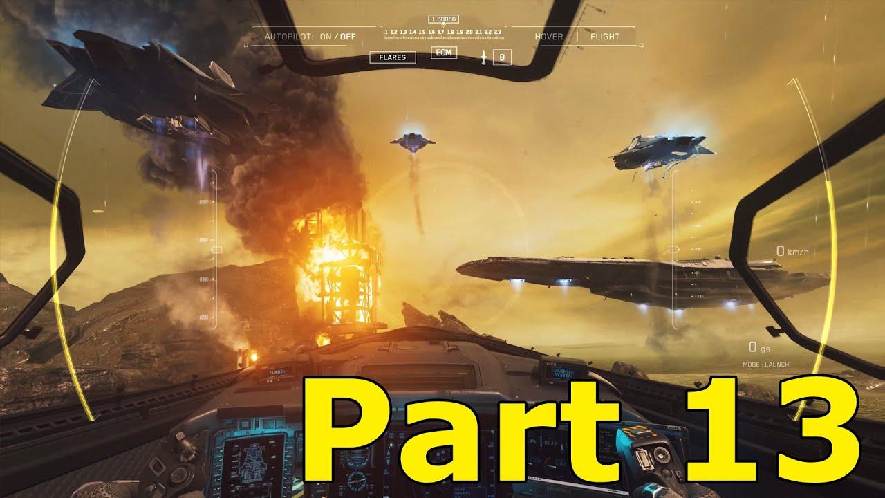 Operation Burn Water Achievement in Call of Duty: Infinite