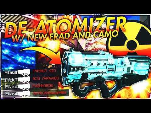 "DESTROYING WITH THE ""NEW"" 'ERAD - EQUINOX' INSANE NEW SMG! (INFINITE WARFARE)"