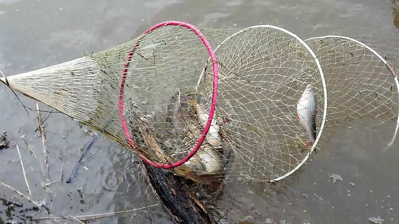 Рыболовные снасти своими руками верша