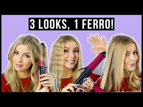 3 LOOKS, 1 FERRO! ROWENTA FASHION STYLIST | Alice Trewinnard