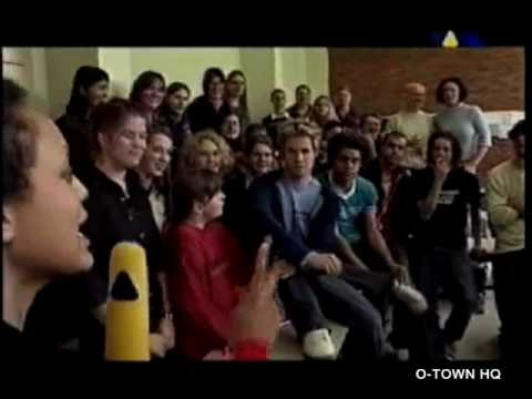O-Town - All Or Nothing acapella + interview @ VIVA Interaktiv special in Germany (2002)