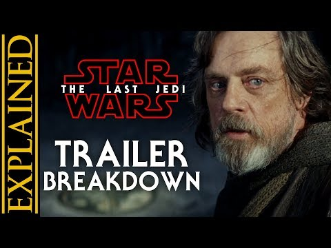 Thumbnail: The Last Jedi Trailer Breakdown and Analysis