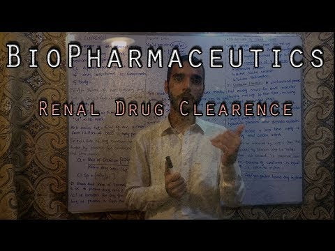 Renal Drug Clearence