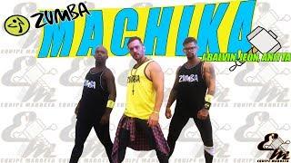 Machika (Versión Zumba) - J Balvin, Jeon, Anitta - Coreografía Equipe Marreta 2018