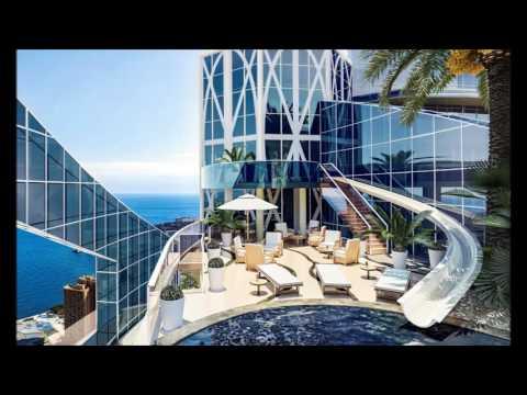 Monaco Penthouse Gym