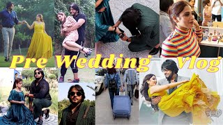 VLOG : pre wedding (bride side) || aisa hota hai 💕 pyaar ??
