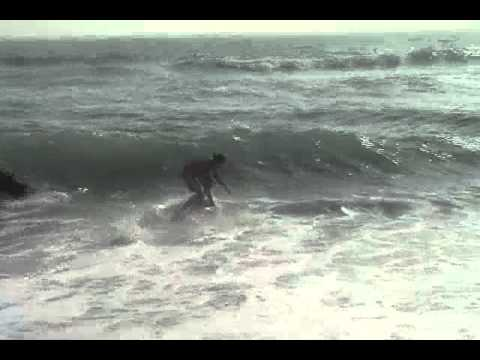Time Capsule :: Zach Smetts At North Jetty :: Zap Skimboards