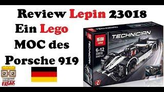 Review Porsche 919 MOC von Lepin 23018