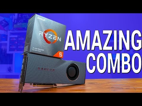 Ryzen 5 3600 and Radeon RX 5700XT Benchmarks!