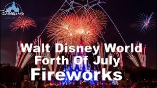 (STUNNING HD) FULL 2019 Walt Disney World 4th of July Fireworks