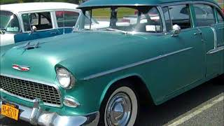 1955 Chevy 4 door sedan