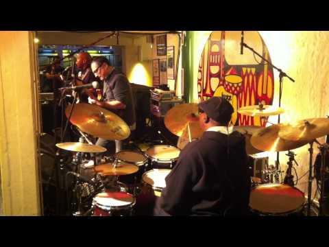 Fourplay / Harvey Mason in rehearsal, Nov. 2011