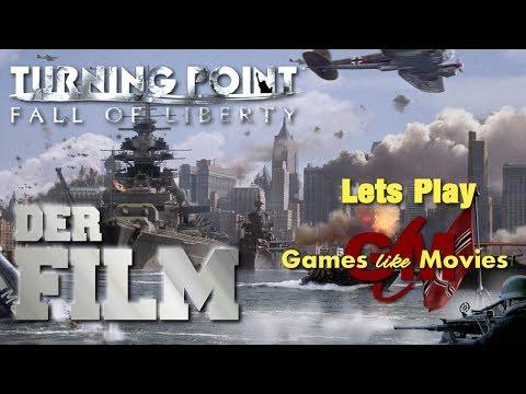 Turning Point - Fall of Liberty - DER FILM [deutsch]