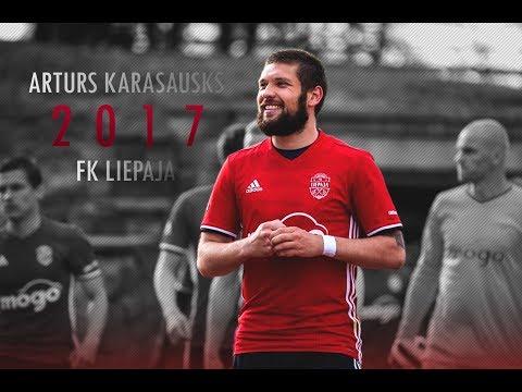Arturs Karasausks • FK Liepaja | 2017 • HD
