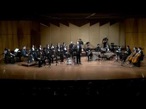 Range Mehr - Aria Kabiri ارکستر رنگ مهر - آهنگسازی و تنظیم: آریا کبیری - مثل یه آه